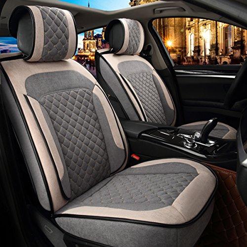 Empire HUIDAYUAN-190 Sitzbezug, grau, Stück: - Camry Für Auto-sitzbezug Einen