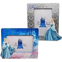 Disney 90007 Cinderella Cornice in Legno. [1 pezzo - modelli assortiti]