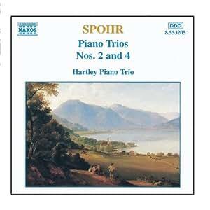 Spohr/Piano Trios 2 & 4