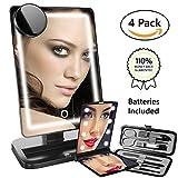 Kosmetikspiegel Luxus Tragbare Make-up Spiegel Bundle