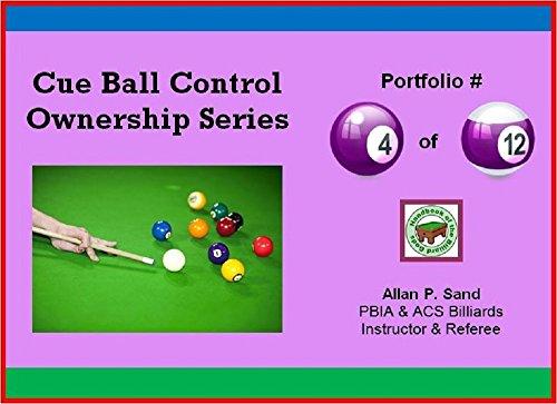 Cue Ball Control Ownership Series, Portfolio #4 of 12 (English Edition)