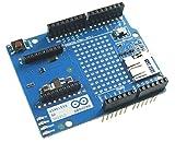 Xbee Digi Slot Wireless Connection, Micro Security Digital Trough, Wireless SD Shield Arduino/The Wireless SD Shield Allows An Arduino Board To Communicate Wirelessly Using A Wireless Module