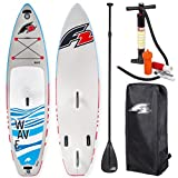 F2 Wave Windsurf Inflatable SUP Set 11,5