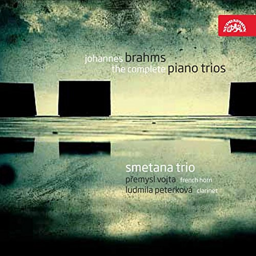 Trio for Horn, Violin and Piano in E flat major, Op. 40: III. Adagio mesto