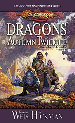 Dragons of Autumn Twilight: Chronicles, Volume One (Dragonlance Chronicles Book 1) (English Edition) por Margaret Weis
