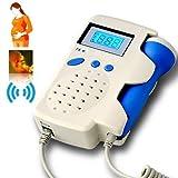 BabySafe Doppler Foetal Ecoute Bébé avec écran LCD (Pro Edition)