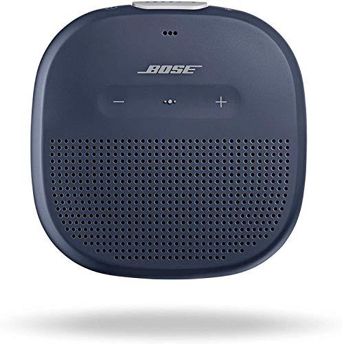 Bose Soundlink Bose, Altavoz Multimedia Micro, Azul Oscuro