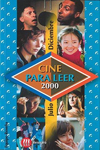 Descargar Libro CINE PARA LEER. JULIO-DICIEMBRE 2000 de EQUIPO RESEÑA