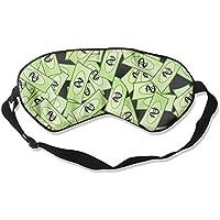 Eye Mask Eyeshade Drawing Dollar Paper Sleeping Mask Blindfold Eyepatch Adjustable Head Strap preisvergleich bei billige-tabletten.eu