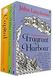 John Lanchester 3 Books Collection Set (Capital, Mr Phillips, Fragrant Harbour)