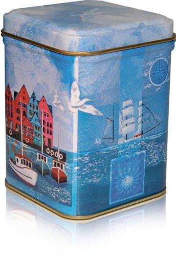Ocean View Boîte avec un couvercle