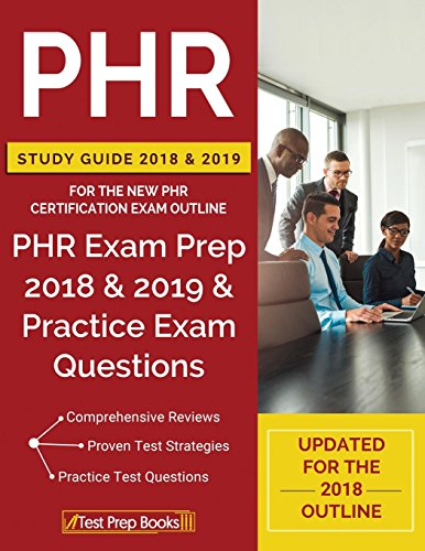 PDF Download] PHR Study Guide 2018 2019 for the NEW PHR ...