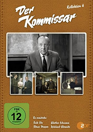 Kollektion 4 (6 DVDs)