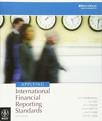 Applying International Financial Reporting Standards (Jacaranda)