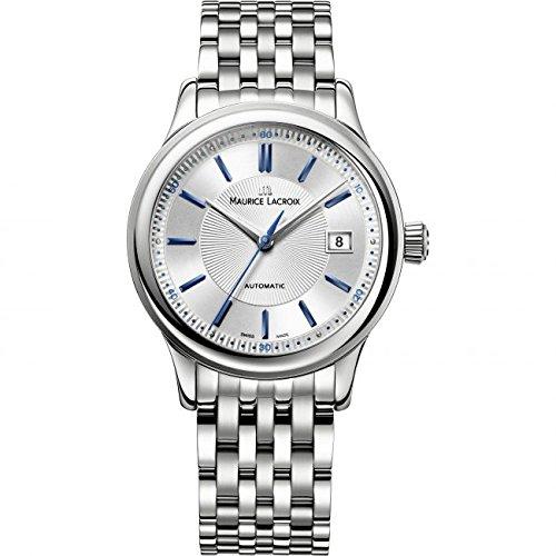Para hombre Maurice Lacroix Les Classiques reloj automático LC6027-SS002–133