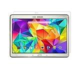 PREMYO 2 Stück Panzerglas für Samsung Galaxy Tab S 10.5 Schutzglas Display-Schutzfolie für Galaxy Tab S 10.5 Blasenfrei HD-Klar 9H 2,5D Echt-Glas Folie kompatibel für Samsung Tab S 10.5 Gegen Kratzer für PREMYO 2 Stück Panzerglas für Samsung Galaxy Tab S 10.5 Schutzglas Display-Schutzfolie für Galaxy Tab S 10.5 Blasenfrei HD-Klar 9H 2,5D Echt-Glas Folie kompatibel für Samsung Tab S 10.5 Gegen Kratzer