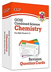New 9-1 GCSE Combined Science: Chemistry AQA Revision Question Cards (CGP GCSE Combined Science 9-1 Revision)