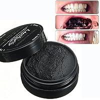 MEJOY 990351, MEJOY Activated Charcoal Teeth Whitening Natürliches Aktivkohle Zahnaufhellung pulver, 59 g