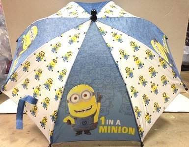 2015-new-minions-white-blue-kids-umbrellas-8710-by-accessory-innovations