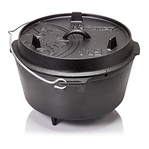 dutch oven ft9 Petromax Feuertopf ft9 (Dutch Oven) (mit Standfüssen)