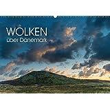 Wolken über Dänemark (Wandkalender 2017 DIN A2 quer): Beeindruckende Wolkenbilder über Dänemarks Nordseeküste (Monatskalender, 14 Seiten ) (CALVENDO Natur)