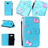 Casefirst Samsung Galaxy A5 (2015) Case, Premium Pouches Premium PU Leather Card Slot Wallet Style Pouches with kickstand Flip Cover Case for Samsung Galaxy A5 (2015)