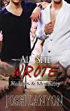 All She Wrote (Holmes and Moriarity)