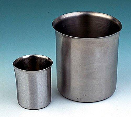 DUTSCHER 442101 Bécher en Aluminium, 250 mL