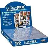 Ultra Pro Lot de 50 pochettes pour cartes Pokémon et Yu-Gi-Oh