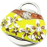 Kilofly Crochet * * 2* *–Choix pliable–Sarah, avec kilofly Pouch, jaune, 2 inch