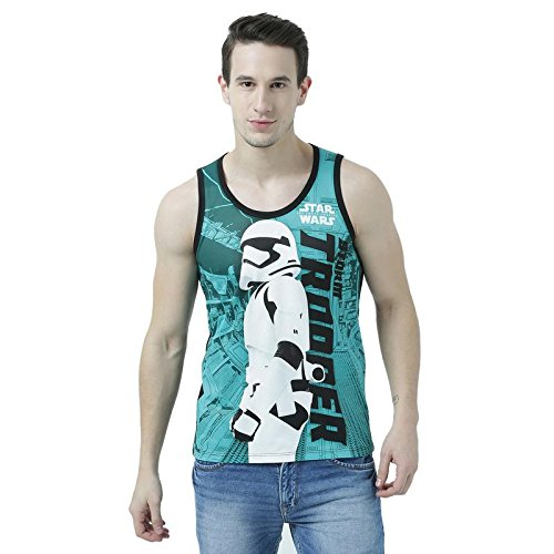 Star Wars Green Vest For Men STWV0040_4XL