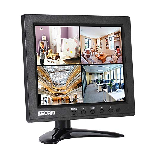 Screen-Monitor Multimedia Ecran 8 pouces TFT LCD 1024x768