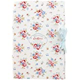 Cath Kidston Lot de 6 doublures parfumées pour tiroirs Motif floral Blanc