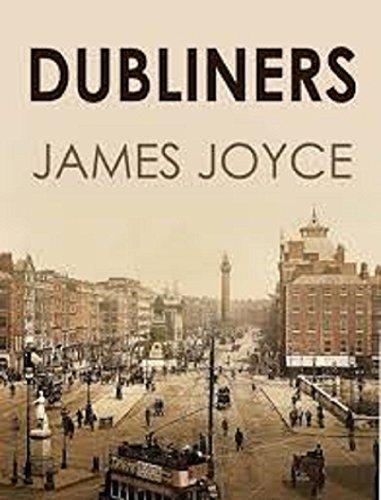 James Joyce Kindle (Dubliners by James Joyce (English Edition))