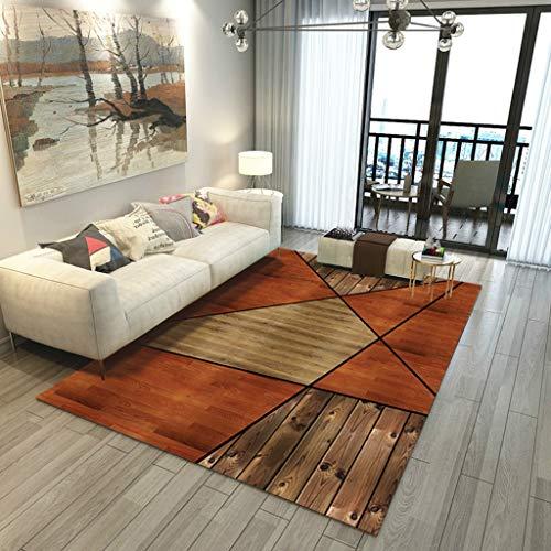 LFF.FF Europäischer moderner minimalistischer nordischer Teppich,B,80 * 120cm
