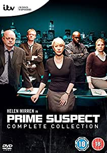 Image result for prime suspect 1 dvd