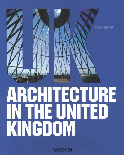 Architecture in the United Kingdom : Edition français-anglais-allemand
