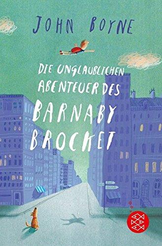 Buchseite und Rezensionen zu 'Die unglaublichen Abenteuer des Barnaby Brocket' von John Boyne
