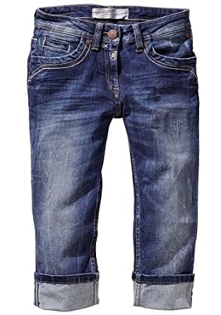 timezone damen 3 4 jeans shorts tali skinny w25. Black Bedroom Furniture Sets. Home Design Ideas