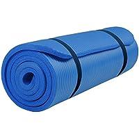 ScSPORTS Esterilla de 190 x 80 x 1,5 Colour Azul Oscuro