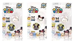 Tsum Tsum TT5801Q6PK Disney - Juego de Figuras Decorativas (6 Unidades)