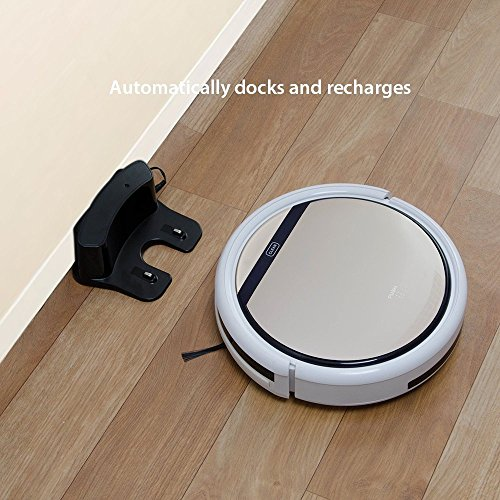 ILIFE V5s Roboter Staubsauger mit Wasserbehälter Mopping, Gold - 4