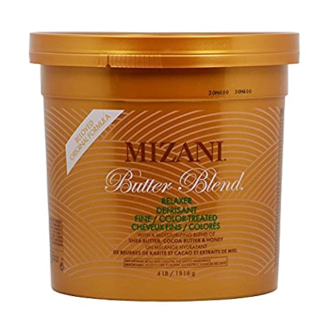 Mizani Butter Blend Relaxer Doux, Réduction de