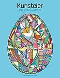 Kunsteier-Malbuch für Erwachsene 1