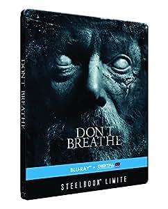 Don't Breathe (La maison des ténèbres) [Blu-ray + Copie digitale - Édition boîtier SteelBook]