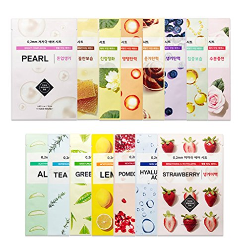 Etude House 0.2 Therapy Air Mask 15pcs