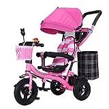 Carrello per Bambini Passeggino, Passeggino 3 in 1, Passeggino Combinato, Passeggino, Passeggino, Baby Jogging Triciclo