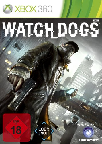 Watch Dogs - [Xbox 360] (Xbox 360-watch Video-spiele Dogs)