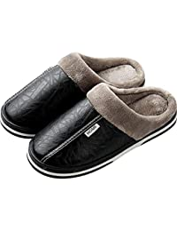 donna Amazon Pantofole Scarpe Nero borse e Scarpe da gatto it qrwtqTY