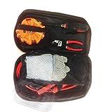 40PC auto viaggio set di sicurezza di UE ripartizione emergenza Tools Gift Euro kit torcia